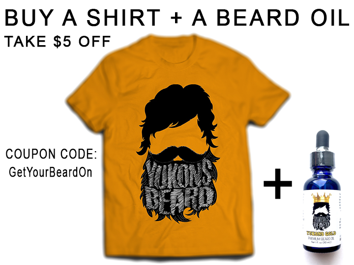 beard shirt - best beard oil - great gifts for men