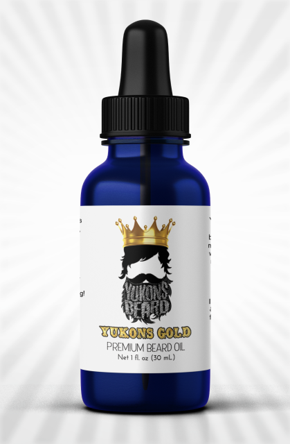 Beard Oil Yukons Gold by Yukons Beard